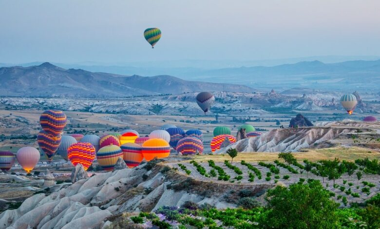 Get Ready to Join Balloon Tour in Cappadoccia
