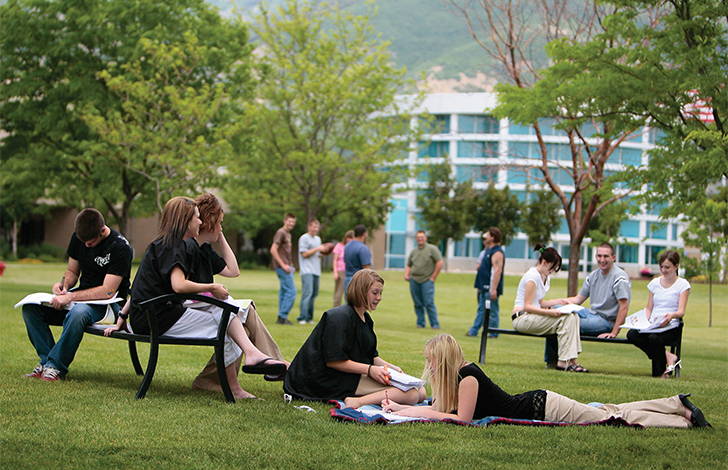 Campus Life in Turkey for Foreign Citizens
