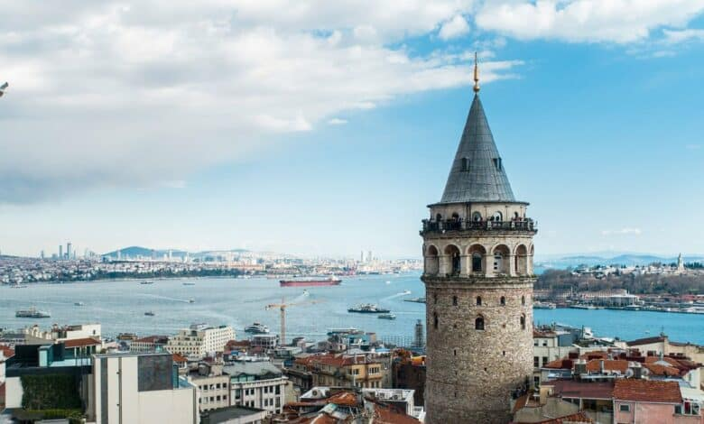 Galata Tower : The Symbol of Istanbul