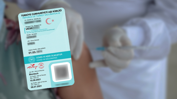 How can Foreigners Get Vaccination Card in Turkey?